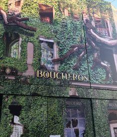 Esprit Joaillerie / Boucheron MERVEILLEUX ECLATS PLACE VENDÔME Place Vendôme, City Photo, Places, Spirit, Lugares