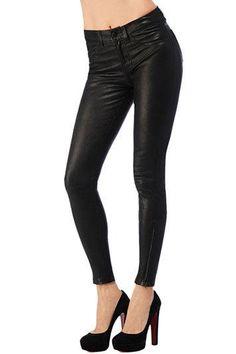 J Brand Jeans - L8001 Leather Super...