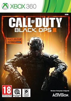 Call of Duty Black Ops III Xbox 360 UK REGION FREE >>> Click on the image for additional details.(It is Amazon affiliate link) #tagblender