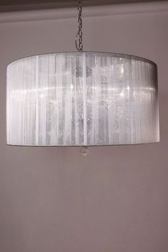 Heritage Satin Crystal Chandelier - Crystal/Glass