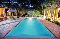 505 NW 12th St Delray Beach Two Guest Houses and  a Main House make this Tropical Oasis in Lake Ida a must see!