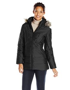 Anne Klein Women's Short Down Coat with Faux Fur Trim 30 Inch, Black, Large Anne Klein http://www.amazon.com/dp/B00L3EUPPW/ref=cm_sw_r_pi_dp_MCc0ub1XHYH8D