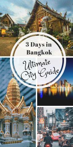 3 Days in Bangkok - The Perfect Bangkok Itinerary for First Timers   The Planet D Bangkok Thailand, 3 Days In Bangkok, Bangkok Shopping, Thailand Travel Guide, Bangkok Travel, Nightlife Travel, Asia Travel, Bangkok Things To Do In, Chang Mai Thailand