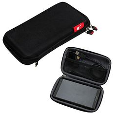 For Sony Portable HD Mobile Projector MPCL1 / Celluon PicoPro Travel EVA Hard Protective Case Carrying Pouch Cover Bag Compact sizes by Hermitshell - http://our-shopping-store.com