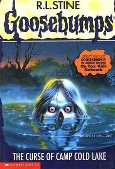 """A Definitive Ranking Of Every """"Goosebumps"""" Cover By Creepiness - BuzzFeed Mobile"""