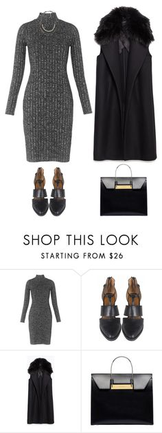 """""""Untitled #1857"""" by kitkat12287 ❤ liked on Polyvore featuring Whistles, Zara, Balenciaga and Topshop"""