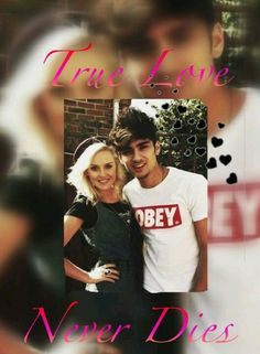 Stop sending hate to Perrie and Zayn about their relationship! They're in loveee. So respect that!