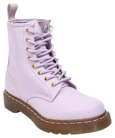 Dr. Martens 8 Eye Lavender Boots. Get the must-have boots of this season! These Dr. Martens 8 Eye Lavender Boots are a top 10 member favorite on Tradesy. Save on yours before they're sold out!