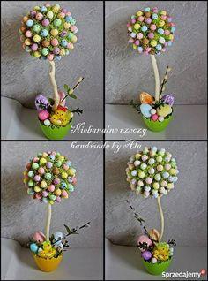 Drzewko wielkanocne z jajeczek Wielkanoc ozdoby jajka Kutno - Sprzedajemy.pl Easter Food, Easter Recipes, Easter Ideas, Easter Eggs, Dentistry, Decoration, Happy Easter, Spring, Crafts