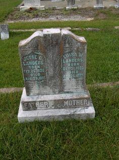 Jesse C. Landers (1826 - 1898) - Find A Grave Photos