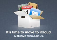 PSA: The end of MobileMe is nigh, time to move on or move out