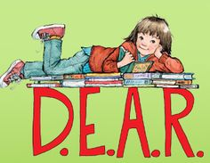 D.E.A.R. day is today! I just found out today too! from Youth Literature Reviews.