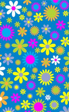 Colorful background of floral flowers wallpaper for scrapbooking Flower Backgrounds, Flower Wallpaper, Pattern Wallpaper, Wallpaper Backgrounds, Iphone Wallpaper, Cellphone Wallpaper, Background Patterns, Art Background, Cute Wallpapers