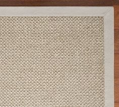 Pottery Barn Sisal Rug, For The Dining Room, And Maybe The Living Room?