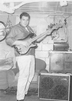 """Bob Babbitt, died July 16, 2012, purveyor of some of the greatest Motown bass lines ever, including Marvin Gaye's """"Inner City Blues."""" LISTEN: http://grooveshark.com/s/Inner+City+Blues/3D64Hg?src=5 . . . READ: http://www.detroitnews.com/article/20120716/ENT09/207160405/1361/Motown-bassist-and-Funk-Brother-Bob-Babbitt-dies-at-74"""