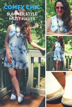 Comfy Summer Style | Easy Summer Fashion | MomTrends.com