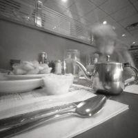 Nancy Breslin | Trattoria Pinhole Marlton Cyanotype, Photos, Pictures, Photographs