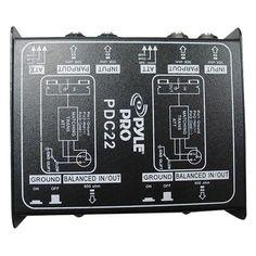 Pyle Pro PDC22 Signal Amplifier