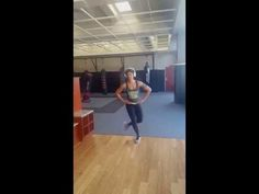 Curtsy Lunge into a Side Kick with Heather Wilson-Phillips Wilson Phillips, Heather Wilson, Curtsy Lunge, Fitness Clothing, Etiquette, Glutes, Workouts, Kicks, Running