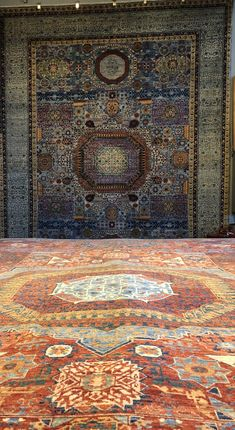Handwoven modern rugs and oriental rugs. The human touch and countless hours spent perfecting each rug make them functional pieces of art. Oriental Carpet, Oriental Rugs, Grand Bazaar Istanbul, Pom Pom Rug, Cheap Carpet Runners, Afghan Rugs, Home Rugs, Contemporary Rugs, Rug Store