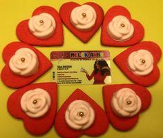 Aşkınızı butik kurabiyelerle süsleyin - Melek Anne Butik Kurabiye Anne, Catering, Cupcake, Pasta, Sugar, Cookies, Desserts, Food, Crack Crackers