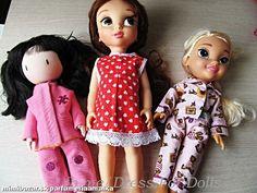 Oblečenie na bábiku Animators alebo Nelli