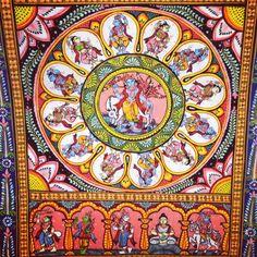 Patta Painting: original & hand-painted