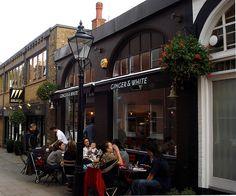 Ginger & White, Hampstead, London
