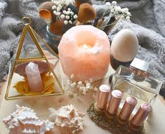 A Witches Beauty Altar The Magickal Life of the Snow Orchid Witch snoworchidmagick,com Witch Alter, Aphrodite Aesthetic, Aphrodite Goddess, Goddess Symbols, Glinda The Good Witch, Wiccan Altar, Baby Witch, 5 Elements, Witch Decor