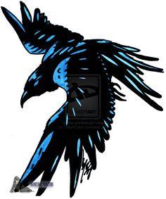 raven tattoo designs - Google-haku