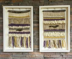Macrame, Crocheting, Beading, Wall, Fashion, Weaving Looms, Murals, Tejidos, O Beads