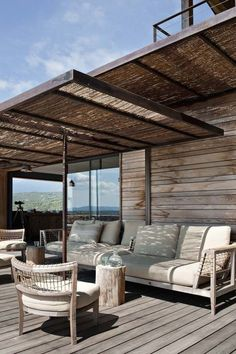 Comment abriter sa terrasse du soleil... | Pergolas, Gardens and Patios
