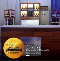 @spronks_official will be at #sugarrushlagos The date is 10th of July 2016 The venue is InterContinental Lagos. 52 Kofo Abayomi Victoria Island Lagos Limited Booths Still available!!!! To exhibit send an email to rush@sugarweddings.com or call 08170347755 for more details. Hurry Now!!! #cocktails #sugarrushlagos #fun #loveit