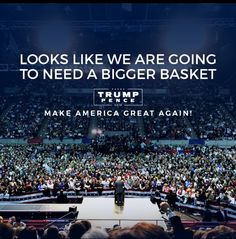 Bigger Basket Folks!