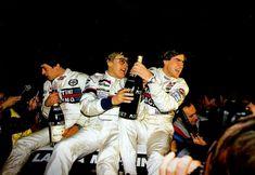 Rallye Monte Carlo 1986- Sergio Cresto, Timo Salonen and Henri Toivonen