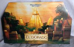 Road to El Dorado Movie Press Kit Production Notes CD Color Photos