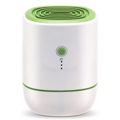 Electric Mini Dehumidifier, 500ml Ultra-quiet Room Dehumidifier, Electric Home Dehumidifier, 220ml/day, Efficient and Stable
