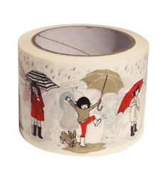 London umbrella parade tape - from Belle & Boo