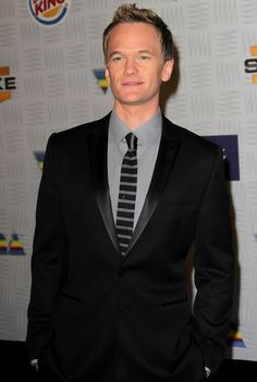 """Neil Patrick Harris Photos - Actor Neil Patrick Harris arrives at Spike TV's Video Game Awards"""" held at the LA Convention Center on December 2010 in Los Angeles, California. Neil Patrick Harris, Video Game Awards, David Burtka, Spike Tv, How I Met Your Mother, Black Suits, Convention Centre, Favorite Person, Mens Suits"""