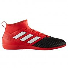 Adidas Ace 17.3 Primemesh BB1763 zaalvoetbalschoenen red #adidas #voetbalschoenen #zaalvoetbalschoenen