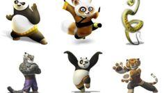 Icon Store | KungFu Panda Icon Set | Zizaza.com