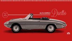 Driven by Design: Alfa Romeo Duetto