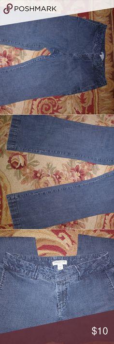Jeans Coldwater Creek trouser cut jeans Coldwater Creek Jeans Flare & Wide Leg