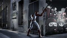 Ian Pool photo: Spiderman