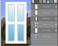 Minecraft Banner Patterns, Cool Minecraft Banners, Minecraft Shops, Minecraft Building Guide, Cute Minecraft Houses, Minecraft Plans, Minecraft House Designs, Amazing Minecraft, Minecraft Tutorial