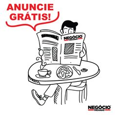 Jornal Negócio Fechado, todo mundo lê.