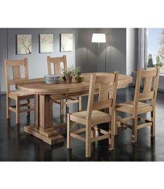 Conarte Camargue Extending Dining Table (Oval)