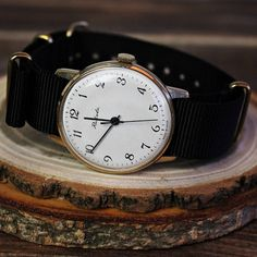 Men s Watch Raketa Ussr Automatic watch Vintage mens Régimódi Férfiak dc7f9e29f9