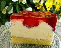 Cake Recipes, Dessert Recipes, Polish Recipes, Food Cakes, Pumpkin Cheesecake, Baked Goods, Food And Drink, Cookies, Baking