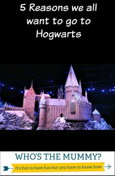 """All things being equal, I'd rather be at Hogwarts.  Who wouldn't?   But being at Hogwarts would be unspeakably brilliant, and here are my top five reasons why…  #Hogwarts #HarryPotter  I've recently been mainlining the Harry Potter movies with Flea (for the third time) and we both regularly sigh, and say, """"If only…"""""""
